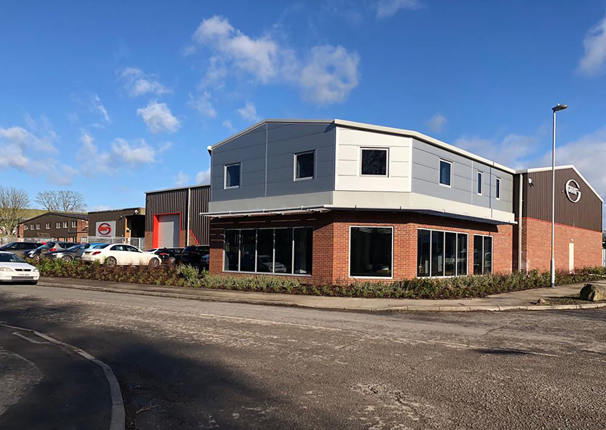 Grant UK expands HQ site with new warehouse, meeting suites and showroom