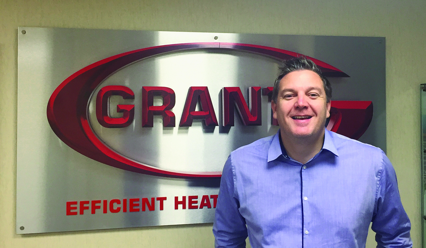 Grant UK introduces Kevin Ellis to the Sales Team