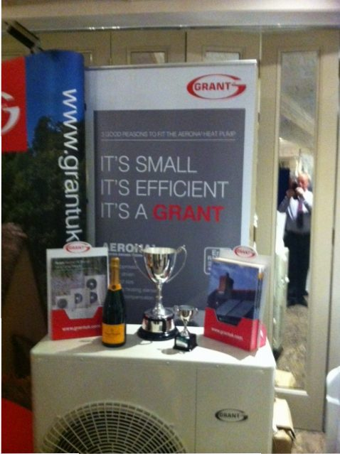 Another award for Grant UK!
