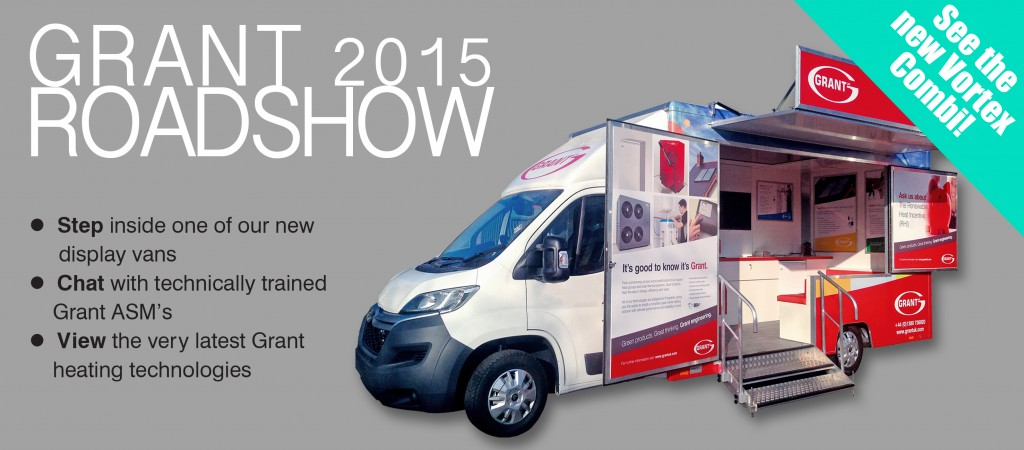 Grant 2015 Roadshow – November dates