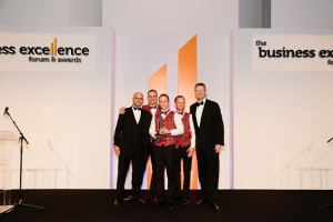 G-One installer named Fastest Growth Company 2015