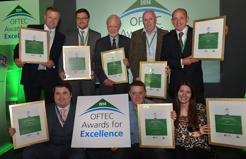 Grant wins prestigious OFTEC excellence award