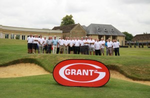 Grant UK 2014 golf day proves a hit
