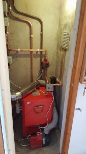 New Vortex Boiler Houses welcome two homes to the red side