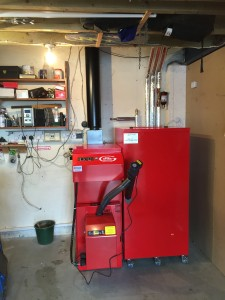 Grant biomass boilers are keeping installers busy