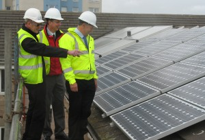 Waveney District Council benefits with Grant Solar