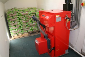 Grant Spira biomass boiler cuts fuel bills