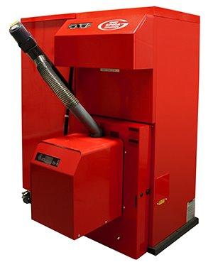 Spira Condensing Wood Pellet Boiler Grant Uk