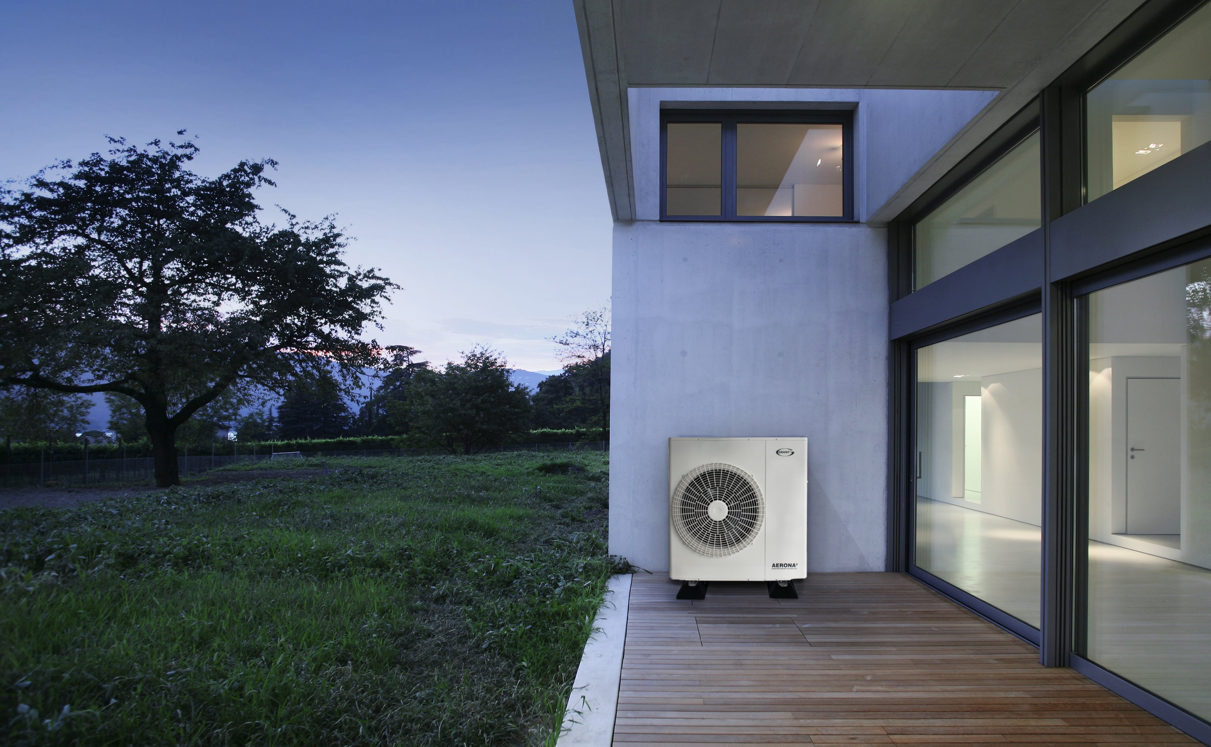 How Grant heat pumps work