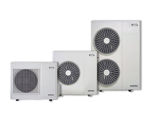 Grant Aerona³ Air Source Heat Pump