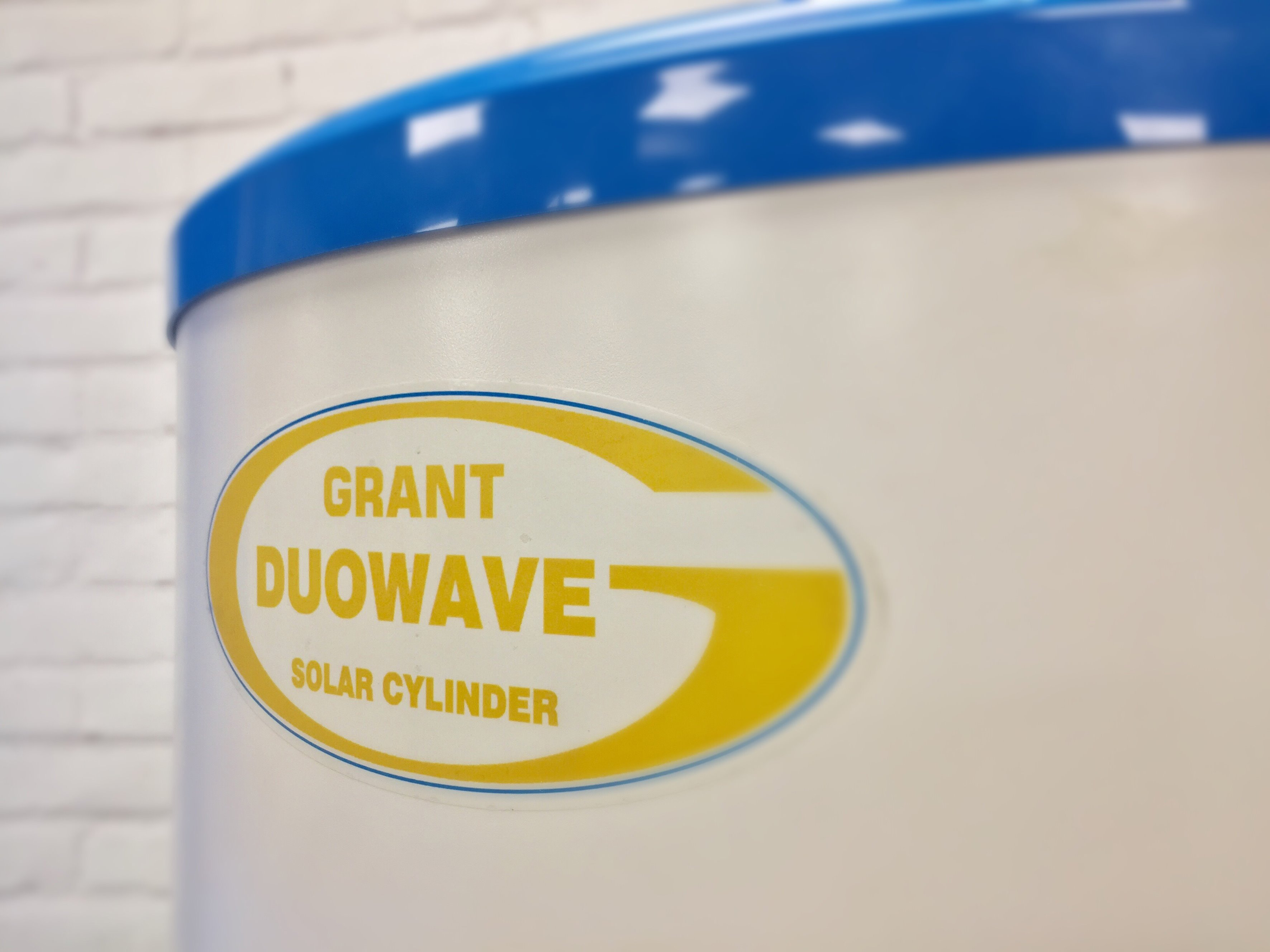 Grant DuoWave Cylinders