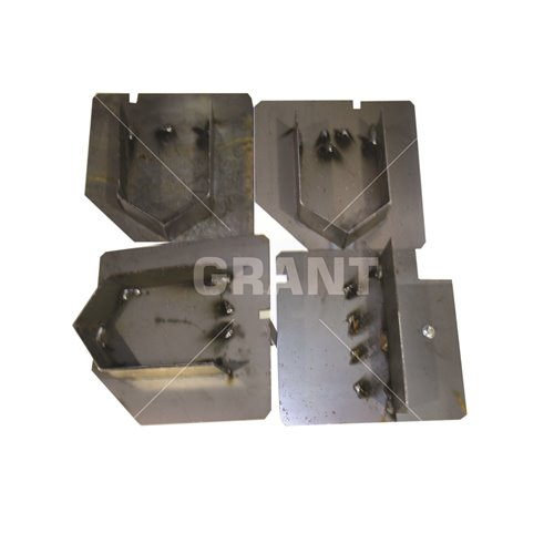 Baffle Set (295mm Sq. Top)