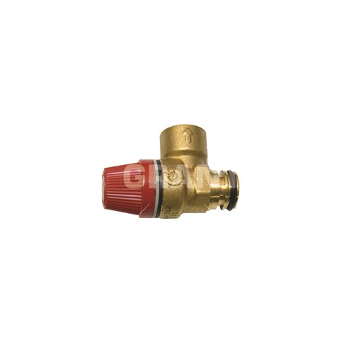 6 Bar Pressure relief valve (push fit)