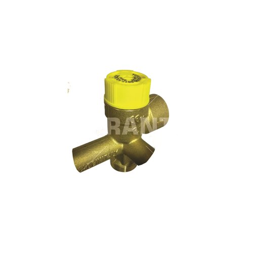 "1/2"" Solar Relief Valve for Pump Station"