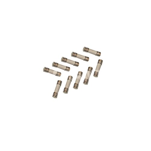6.3A Fuses (for PCB) (5 pack)