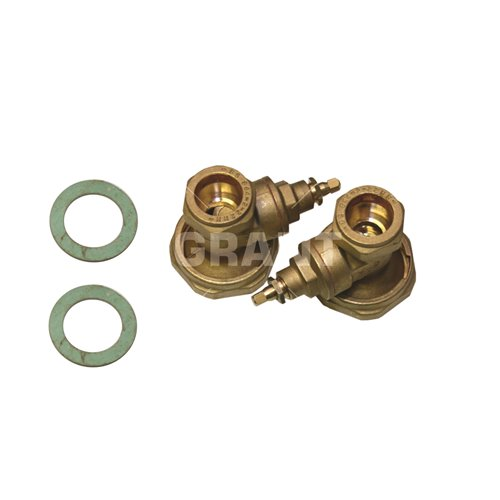 Pump Valve Pair (22mm)