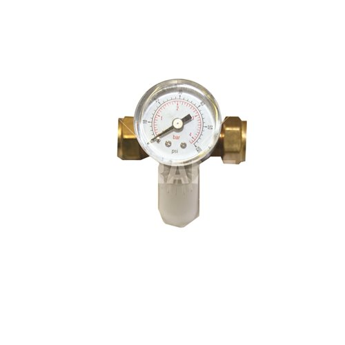 Pressure Gauge (with T-piece)