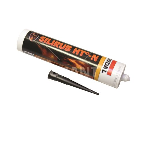 High Temperature Vortex Silicone Sealant (black)