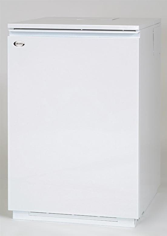 First Grant combi boiler was launched.