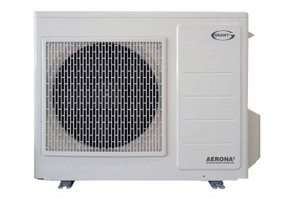 Aerona³ inverter driven ASHP launches (our third generation of heat pump).