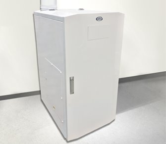 Vecta indoor condensing wood pellet boiler is launched.