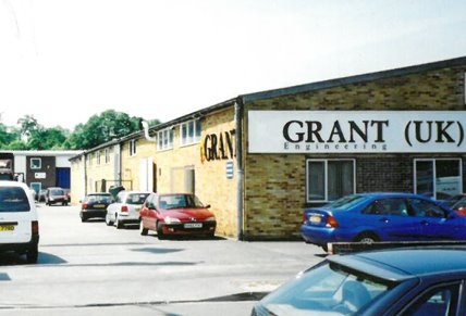 Grant UK established in Salisbury, Wiltshire.