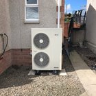 A home in the Scottish Borders welcomes Grant Aerona³ heat pump