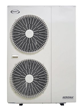 Grant Aerona³ R32 Air Source Heat Pump Range