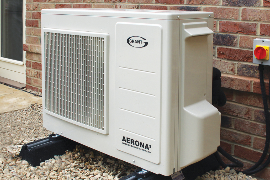 A developer's perspective on the Aerona³ heat pump