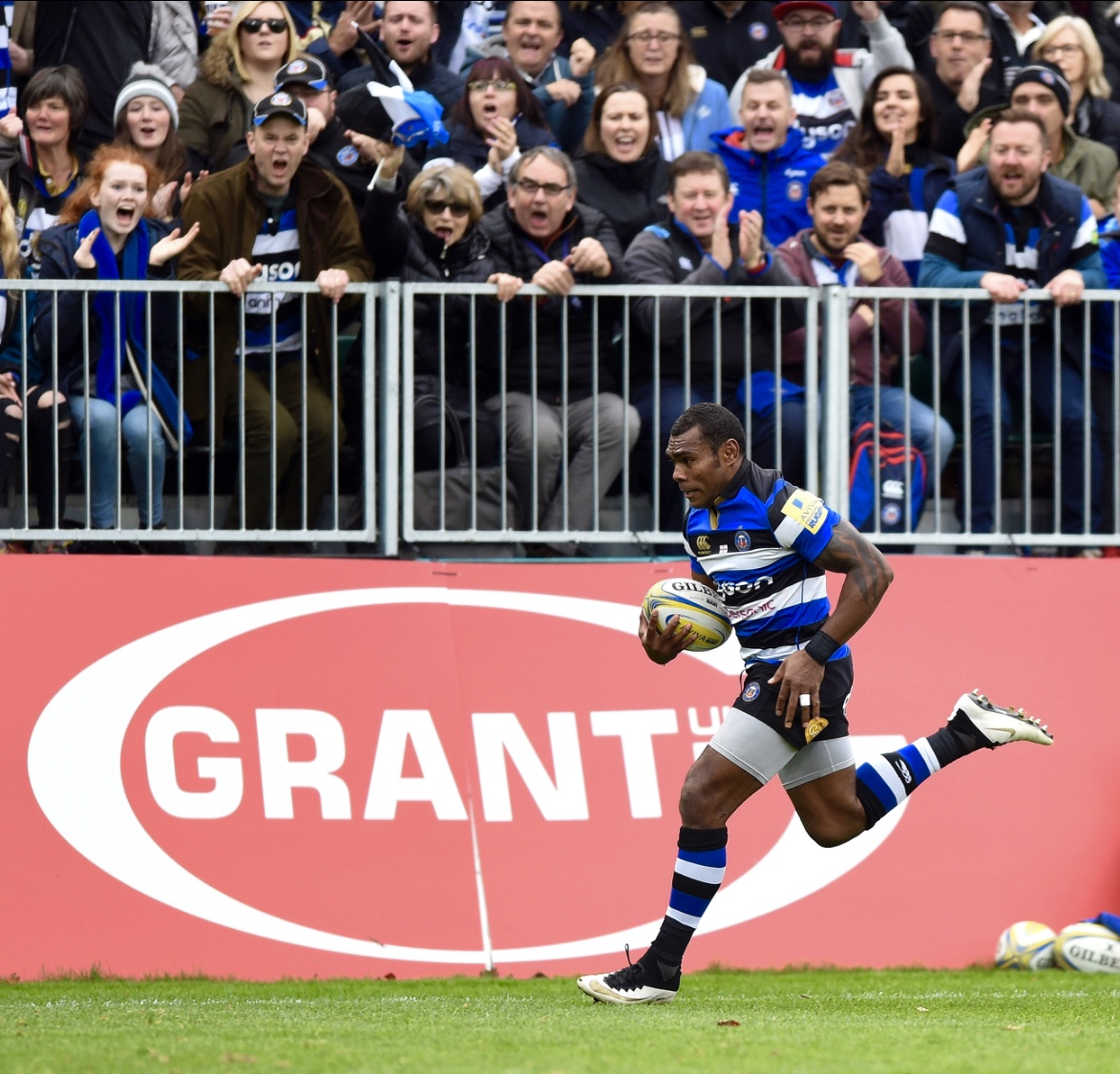 Grant Uk Extends Business Partnership With Bath Rugby Club For Another Season
