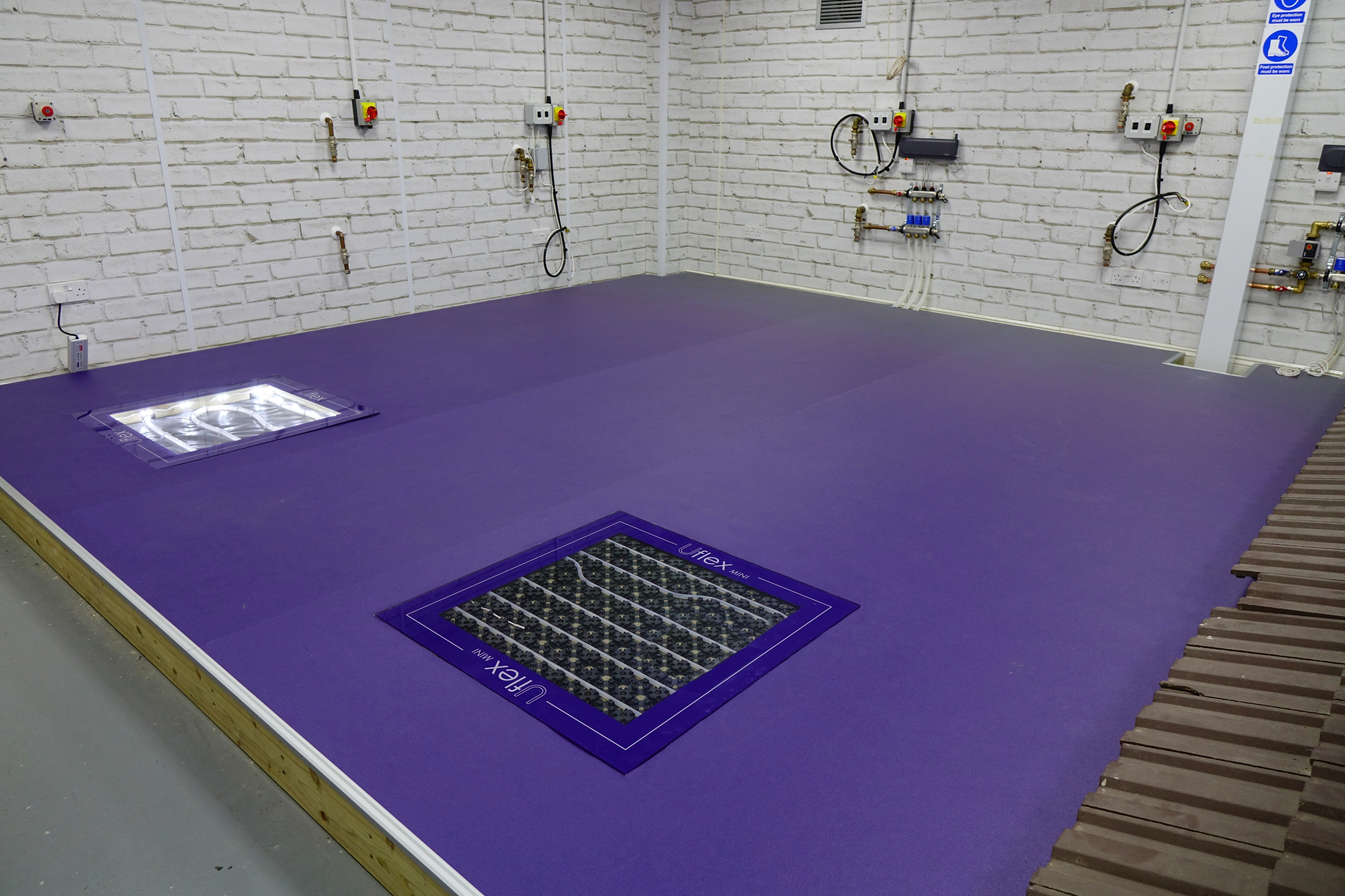 Underfloor Heating product training now available from Grant UK