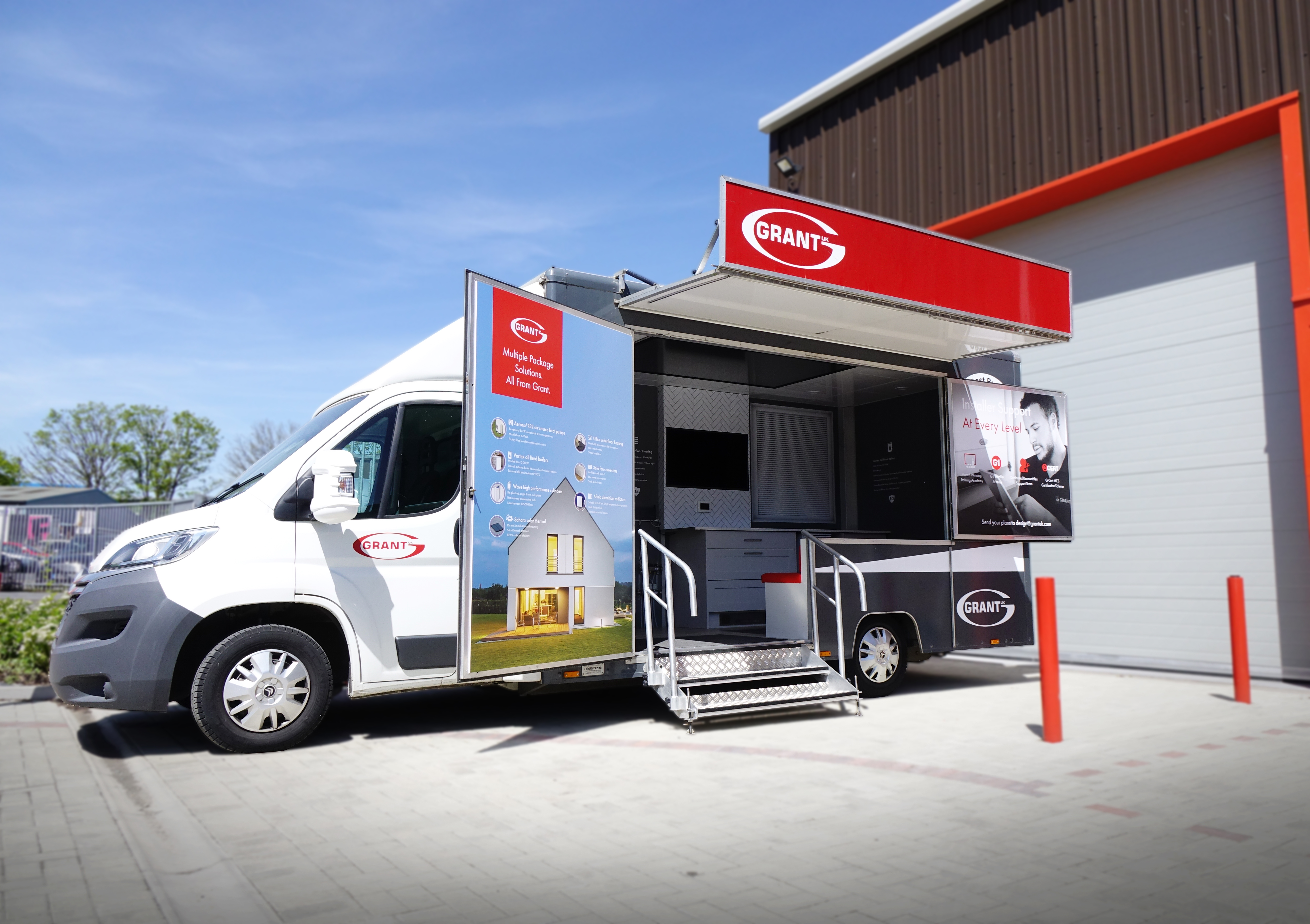 Grant UK launches Package Solutions Roadshow