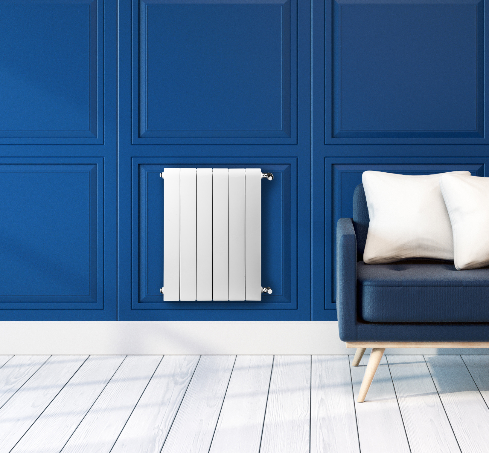 Introducing the Afinia Aluminium Radiators from Grant UK