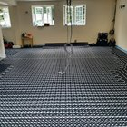 Uflex MINI underfloor heating is the ideal solution for a kitchen refurbishment