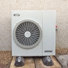 Grant Aerona³ heat pump replaces old oil boiler to help a home in Lanark go green