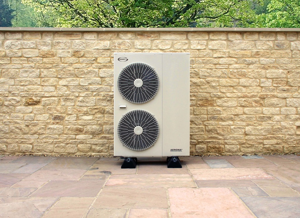 7 year guarantees on Grant heat pumps now available through G1 Installer Scheme