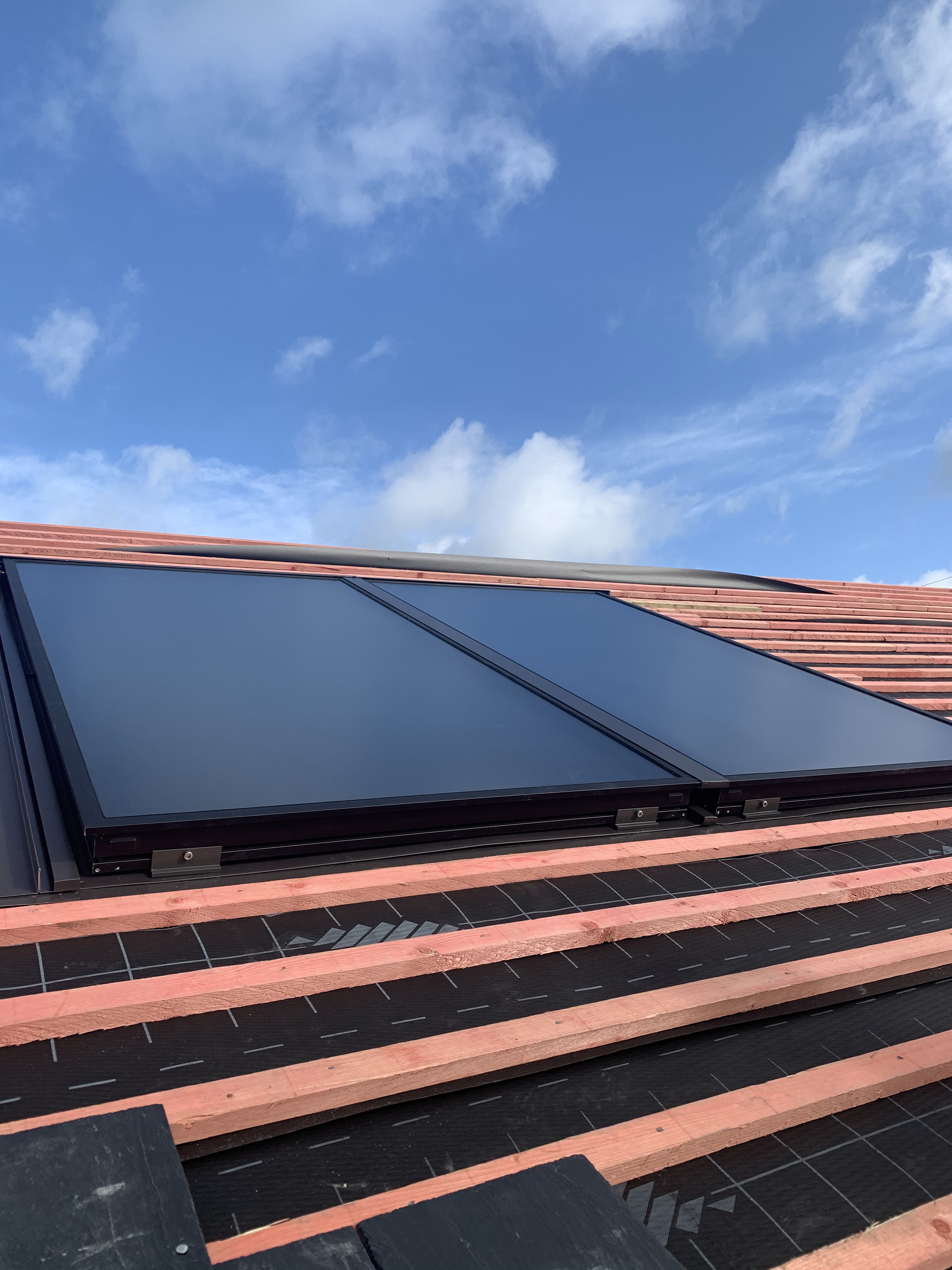 What is solar thermal?